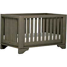 Buy Boori Eton Expandable Cotbed, Mocha Online at johnlewis.com
