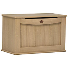 Buy Boori Toy Box, Natural Online at johnlewis.com
