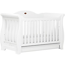 Buy Boori Sleigh Royale Cotbed Online at johnlewis.com