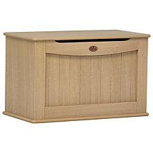 Buy Boori Toy Box, Almond Online at johnlewis.com