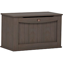 Buy Boori Toy Box, Mocha Online at johnlewis.com