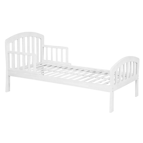 Buy John Lewis Marlow Toddler Bed White