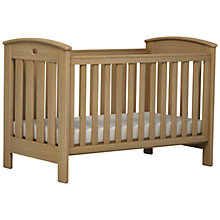 Buy Boori Classic Ranch Cotbed, Almond Online at johnlewis.com