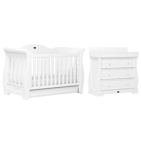 Buy John Lewis Marlow Toddler Bed Darkwood