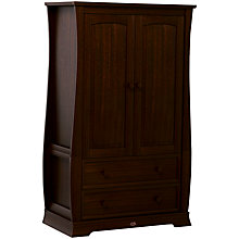 Buy Boori Sleigh Wardrobe, English Oak Online at johnlewis.com