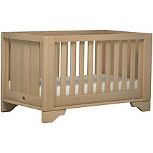 Buy Boori Eton Expandable Cotbed, Natural Online at johnlewis.com