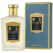 Buy Floris No 89 After Shave, 100ml Online at johnlewis.com