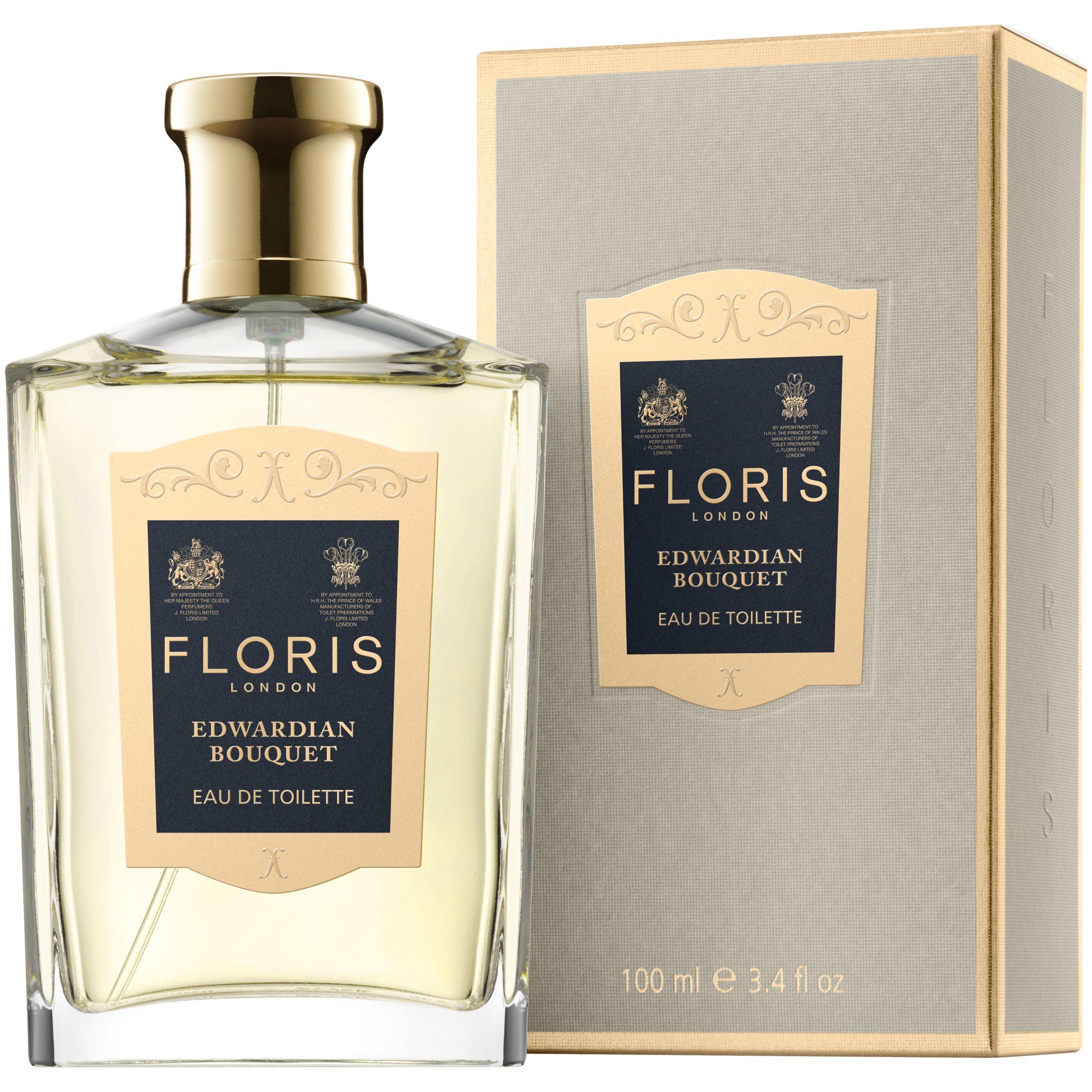Floris Floris Edwardian Bouquet Eau de Toilette, 100ml
