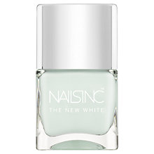 Buy Nails Inc The New White Nail Polish, 14ml Online at johnlewis.com