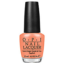 Buy OPI Hawaii Collection Laquer, 15ml Online at johnlewis.com