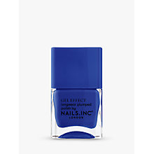 Buy Nails Inc Gel Effect Nail Polish, 14ml Online at johnlewis.com