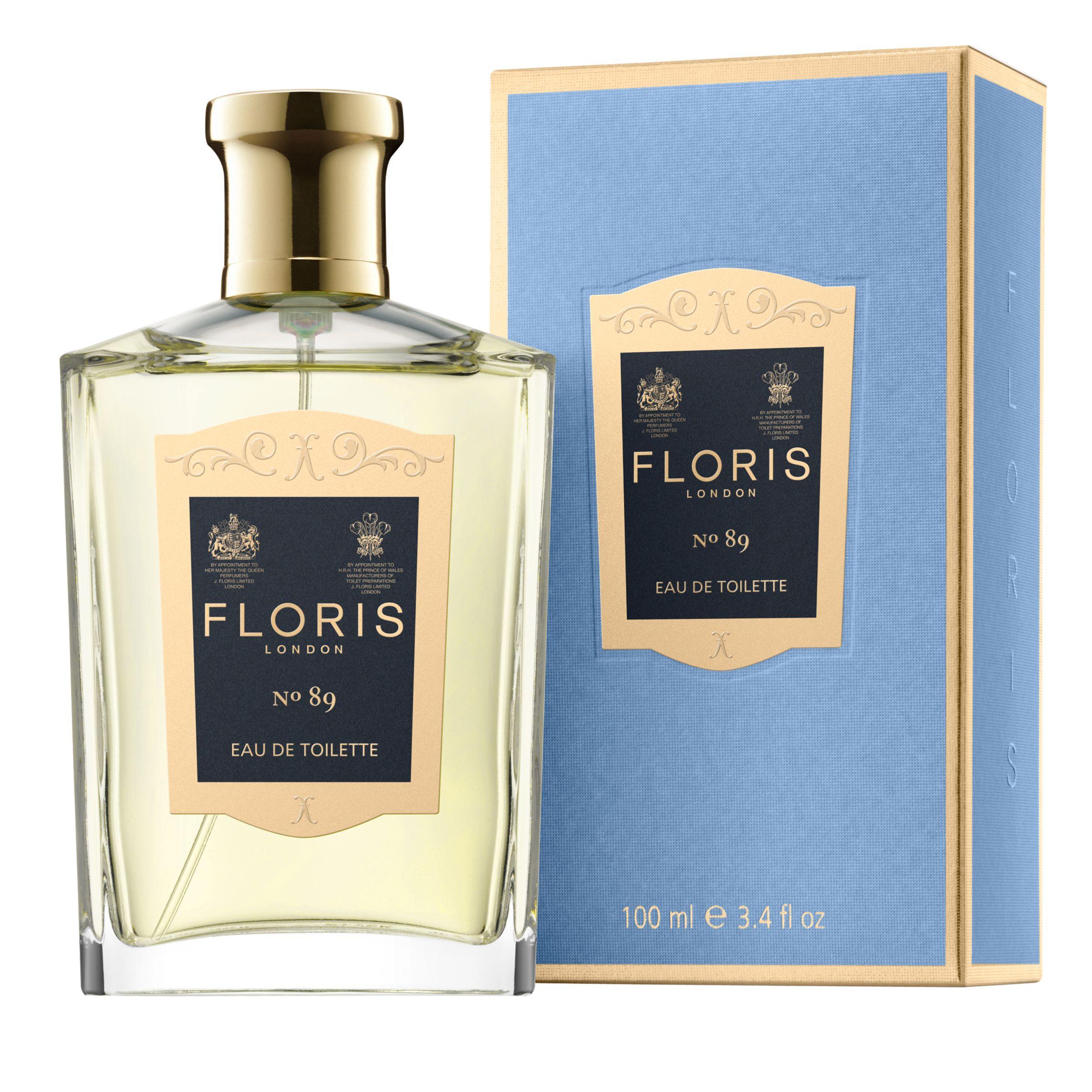 Floris Floris No.89 Eau de Toilette, 100ml