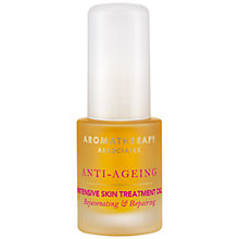 Buy Aromatherapy Associates Anti-Ageing Intensive Skin Treatment Oil, 15ml Online at johnlewis.com