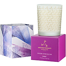 Buy Aromatherapy Associates Inner Strength Candle Online at johnlewis.com