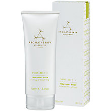 Buy Aromatherapy Associates Soothing Treatment Mask, 100ml Online at johnlewis.com