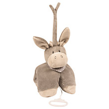 Buy Nattou Musical Donkey, Cappucino Online at johnlewis.com