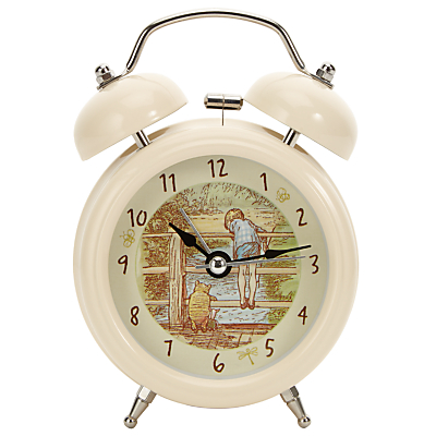Winnie the Pooh Children's Alarm Clock