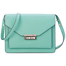 Buy French Connection Macie Shoulder Bag, Midori Online at johnlewis.com