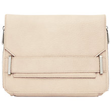 Buy French Connection Eliza Cross Body Bag, Cream Online at johnlewis.com