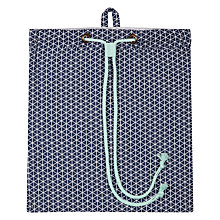 Buy House by John Lewis Peg Bag, Navy Online at johnlewis.com
