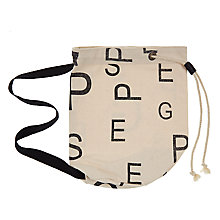 Buy Brooklyn Letters Peg Bag Online at johnlewis.com