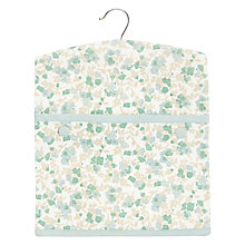 Buy John Lewis Croft Collection Ditsy Flowers Peg Bag Online at johnlewis.com