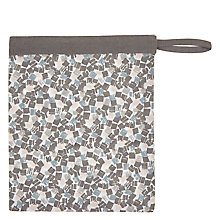 Buy John Lewis Little Tiles Peg Bag Online at johnlewis.com