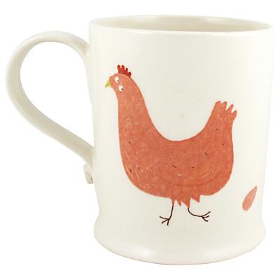 Fenella Smith Hen Mug, Large