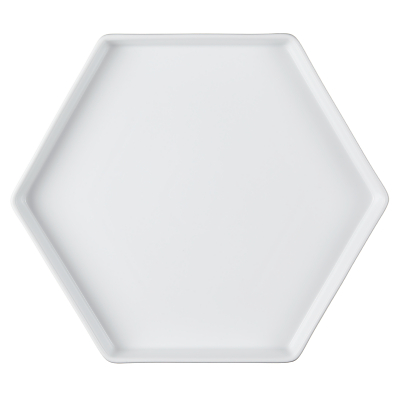 House by John Lewis Hexagon Platter