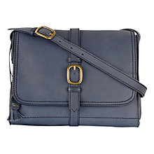 Buy Tula Natural Calf Originals Leather Across Body Bag Online at johnlewis.com