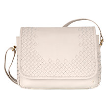 Buy Tula Woven Originals Leather Medium Across Body Bag Online at johnlewis.com