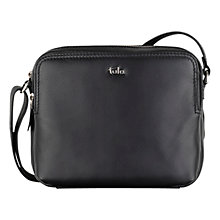 Buy Tula Nappa Originals Medium Organiser Leather Across Body Bag Online at johnlewis.com