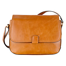 Buy Tula Smooth Originals Medium Leather Across Body Bag Online at johnlewis.com