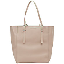 Buy French Connection Penelope Shopper Bag, Mink Online at johnlewis.com