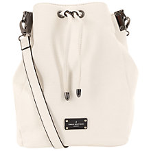 Buy Paul's Boutique Hattie Cross Body Bag, Off White Online at johnlewis.com