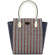 Buy Paul's Boutique Mila Large Tote, Navy Online at johnlewis.com