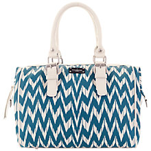Buy Paul's Boutique Porter Bag, Teal Online at johnlewis.com
