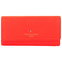 Buy Paul's Boutique Taylor Leather Purse Online at johnlewis.com
