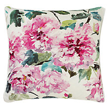 Buy Designers Guild Shanghai Garden Cushion Online at johnlewis.com