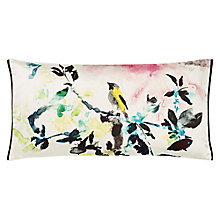Buy Designers Guild Chinoiserie Noir Cushion Online at johnlewis.com
