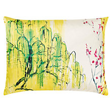 Buy Designers Guild Willow Blossom Cushion Online at johnlewis.com