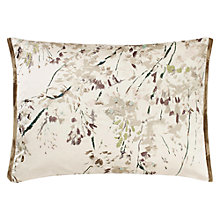 Buy Designers Guild Plum Blossom Cushion Online at johnlewis.com