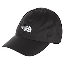 Buy The North Face Hyvent Logo Baseball Cap, One Size, Black/White Online at johnlewis.com