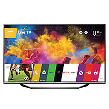 "Buy John Lewis 40JL9100 LED 4K Ultra-HD Smart TV, 40"" with Freeview HD and Built-In Wi-Fi + Bluetooth Soundbar & Subwoofer Online at johnlewis.com"