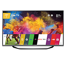 "Buy John Lewis 49JL9100 LED 4K Ultra-HD Smart TV, 49"" with Freeview HD and Built-In Wi-Fi + Bluetooth Soundbar & Subwoofer Online at johnlewis.com"