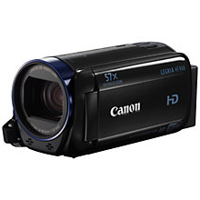 "Buy Canon LEGRIA HF R68 HD 1080p Camcorder, 2.07MP, NFC, Wi-Fi, 32x Optical Zoom, 3.0"" LCD Screen with 8GB Built-in Memory Online at johnlewis.com"