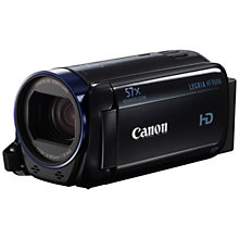 "Buy Canon LEGRIA HF R606 HD 1080p Camcorder, 3.28MP, 32x Optical Zoom, 3"" Touchscreen Online at johnlewis.com"