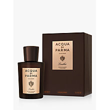 Buy Acqua di Parma Colonia Leather Eau de Cologne Spray, 100ml Online at johnlewis.com