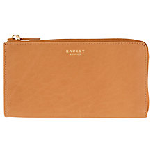 Buy Radley Belgrave Large Leather Zip Matinee Purse Online at johnlewis.com
