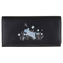 Buy Radley Dog Days Large Leather Matinée Purse Online at johnlewis.com